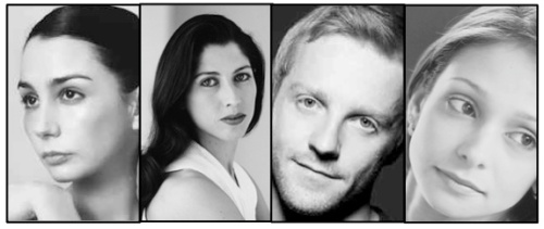 From left to right: Tamara Rojo, Leanne Benjamin, Steven McRae and Roberta Marquez. Source: ROH ©. Copyright belongs to its respective owners.