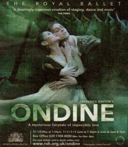 Edward Watson & Miyako Yoshida in Ondine. Source: ROH, Copyright belongs to its respective owners