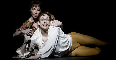 Edward Watson and Mara Galeazzi in Mayerling. Source: via the Guardian