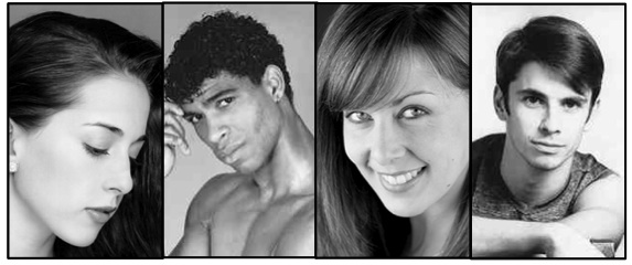 From left to right: Alexandra Ansanelli, Carlos Acosta, Laura McCulloch and Ricardo Cervera. Source: ROH ©. Copyright belongs to its respective owners.