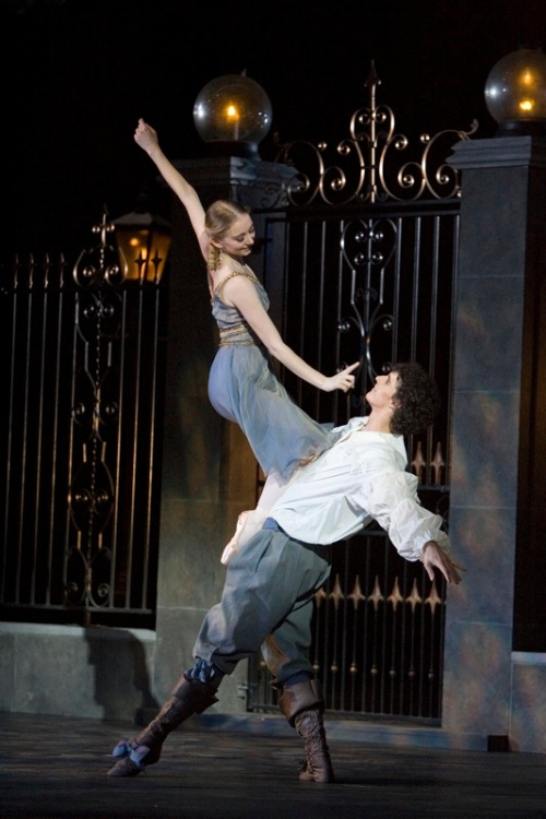 Cyrano (Roxane and Christian)