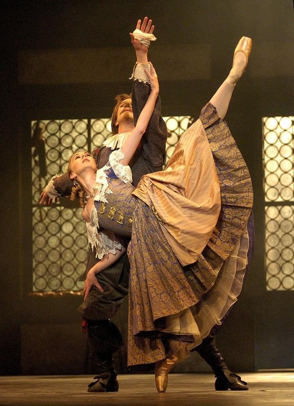 Cyrano (Roxane and Cyrano)
