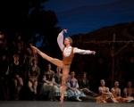 Daniil Simkin in ABT's Giselle.  Photo: Rosalie O'Connor / ABT ©